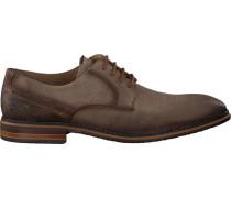 Braune Braend Business Schuhe 15696