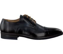 Blaue Giorgio Business Schuhe Modena