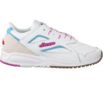 Weiße Ellesse Sneaker Contest Lthr Af