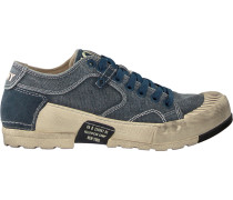 Blaue Yellow Cab Sneaker MUD 302