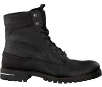Schwarze Bjorn Borg Sneaker High Kenn Bo