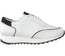 Weiße Hassia Sneaker Madrid