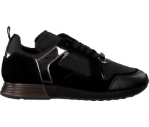 Zwarte Cruyff Classics Sneakers Lusso Woman