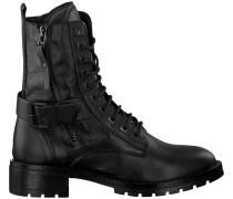 Schwarze Omoda Biker Boots 185 Sole 456