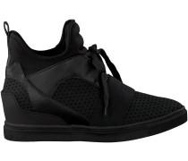 Schwarze Steve Madden Sneaker Lexi