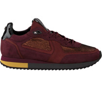 Rote Floris Van Bommel Sneaker 85257