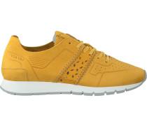 Gelbe Via Vai Sneaker 5001009