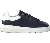 Blaue Emporio Armani Sneaker X4X180