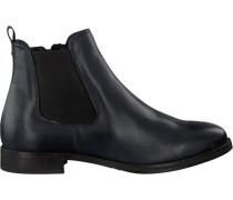 Braune Omoda Chelsea Boots 82B012