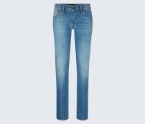 Jeans Ruffo in Blau