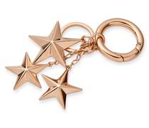 Minty Schlüsselanhänger aus Metall in Rose Gold