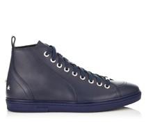 Colt Sneaker aus dunkelblauem Kalbsleder
