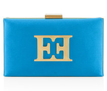 Box Clutch aus Seidensatin