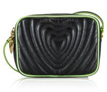 Umhängetasche Heart Bag aus Leder