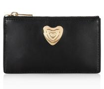 Heart Schlüsseletui aus Leder