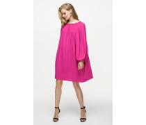 Tunika-Kleid aus reiner Seide
