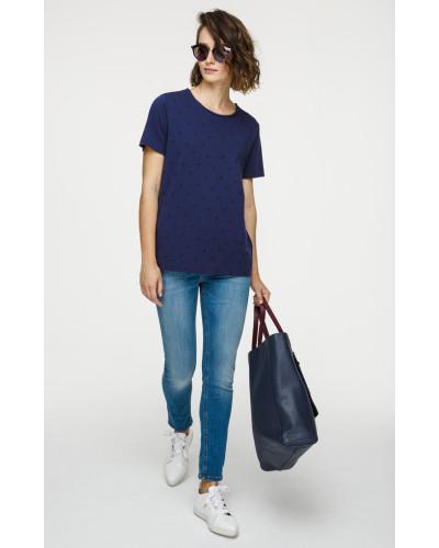 Skinny Jeans in Knöchellänge