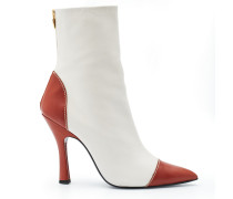 Runway Collection - Ankle Boots aus Leder