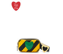 Runway Collection - Gürteltasche Heart aus Leder