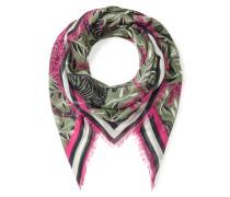Bedruckter Schal aus Modal-Seide