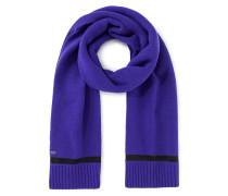 Schal aus Wolle-Kaschmir-Mix