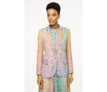 Blazer aus Bouclé-Tweed
