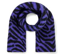 Schal aus Wolljacquard