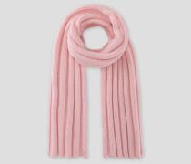 Schal aus Wollstrick