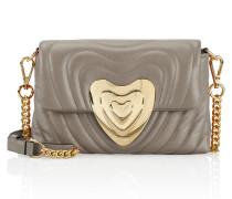 Heart Bag aus Leder, klein