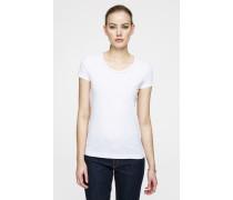 Cotton-Stretch T-shirt