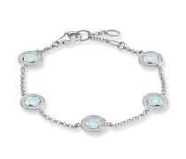 Damen Armband, Sterlingsilber, Glam & Soul