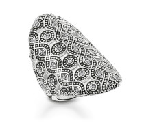 "Ring ""Ethno Ornamente"", Sterlingsilber, Glam & Soul"