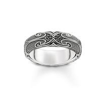 "Ring ""Maori"", Sterlingsilber, Rebel at heart,Ring ""Maori"", Sterlingsilber, Rebel at heart"