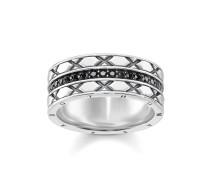 "Ring ""asiatische Ornamente"", Sterlingsilber, Glam & Soul"