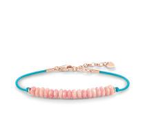"""Armband """"Pink"""", Sterlingsilber Roségold vergoldet, Love Bridge"""