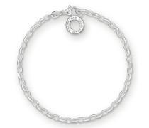 Charm-Armband, Sterlingsilber