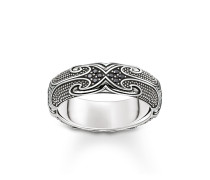 "Ring ""Maori"", Sterlingsilber, Rebel at heart,Ring ""Maori"", Sterlingsilber, Rebel at heart"