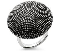 "Ring ""Kathmandu"", Sterlingsilber geschwärzt, Glam & Soul"