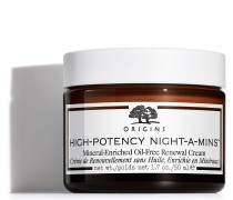 High Potency Night-A-Mins Mineral-enriched Oil-free Cream - 50 ml | ohne farbe