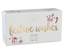 Luxury Soap Bar Festive Wishes - 220 g