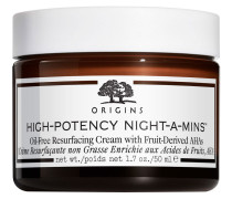 HighPotency NightAMins™ OilFree Resurfacing Cream With FruitDerived AHAs - 50 ml