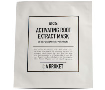 No.206 Activating Root Extract Mask - 4x24ml