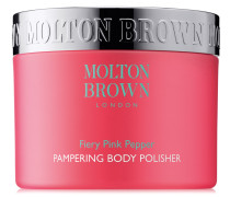 Fiery Pink Pepperpod Body Exfoliator - 275g