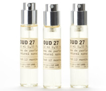 Travel Tube Refill Oud 27 - 3x10 ml