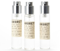 Travel Tube Refill Ambrette 9 - 3x10 ml
