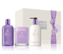 Exquisite Vanilla & Violet Flower Body & Home Gift Set - 1673g | ohne farbe