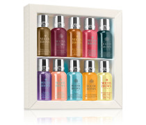 Refined Discovery Bath & Shower Collection - 10x30ml
