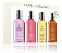Bestsellers Travel Body Wash Set - 4x100 ml