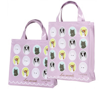 Shopping Bag Les Amis De Laduree