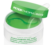 Cucumber-De-Tox Hydra-Gel Eye Patches - 60 Pads